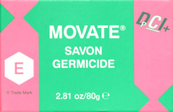 Movate Germicidal Soap